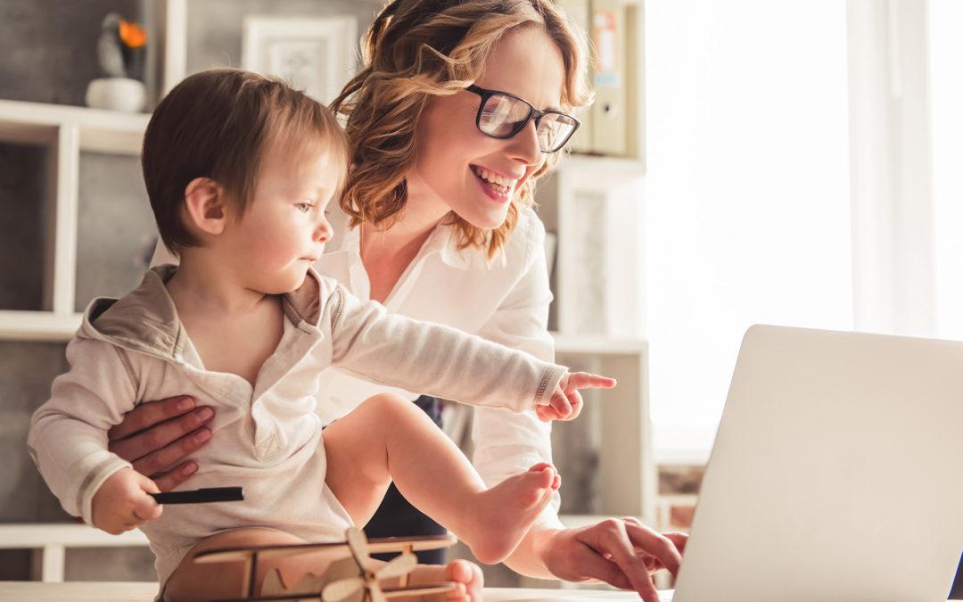 Alcuni consigli su come rientrare al lavoro dopo la maternità