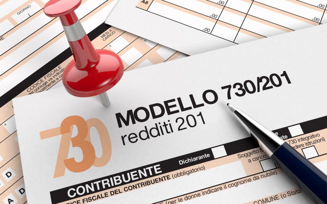 Redditi 2019: disponibili i modelli sul sito dell'Agenzia delle Entrate