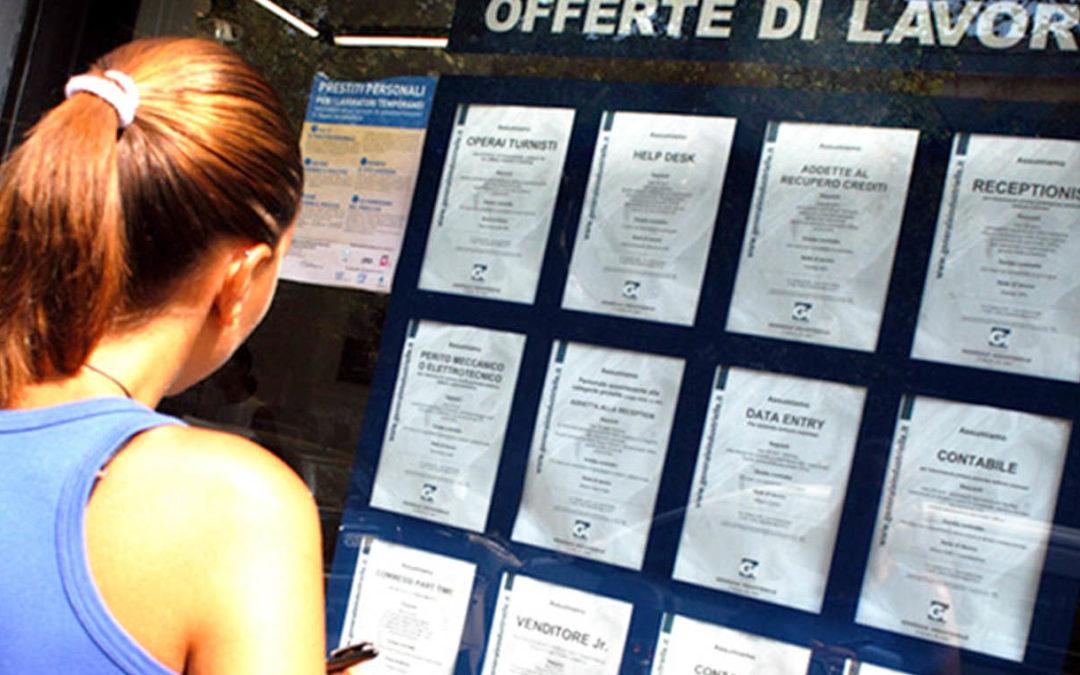 Disoccupazione, il Governo la proroga di due mesi